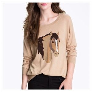 Joie Eloisa Horse Sweater